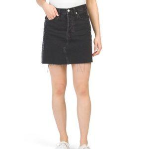 Levi's Juniors High Rise Decon Iconic Skirt Sz 28